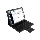 Cwxuan Wireless Separating 78-Key Keyboard Case for IPAD PRO - Black