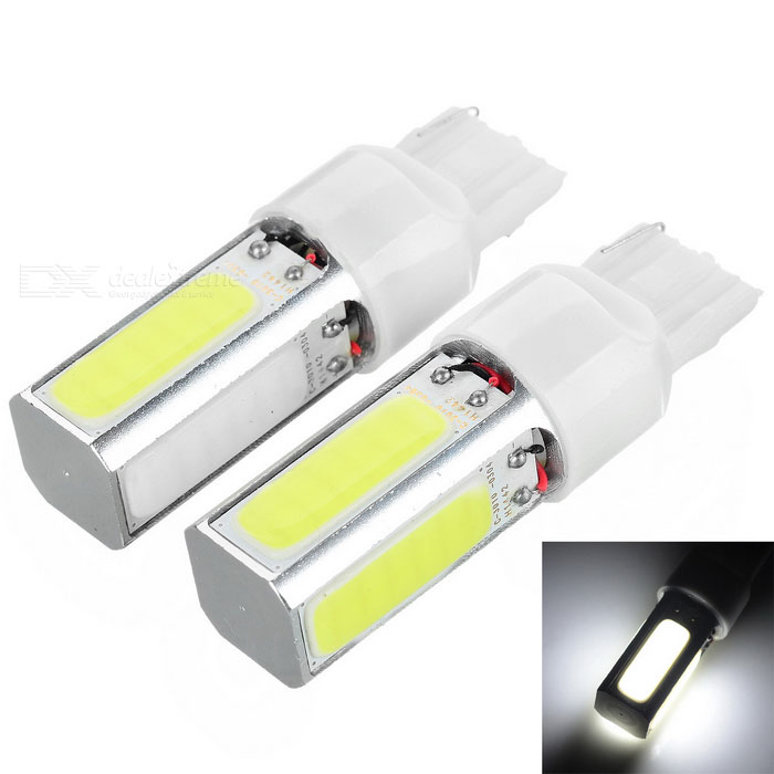 T20(7443) 5W LED Foglight Cold White 8000K 251lm 48-COB (2PCS)