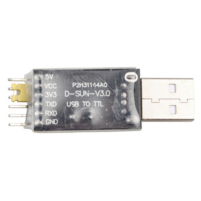 Usb to ttl ch g converter module adapter for arduino and
