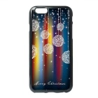 Christmas Stars Painting Protective TPU Back Case for IPHONE 6 / 6S