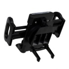 360' Rotating Portable Car Air Vent Mount Holder for Phone - Black
