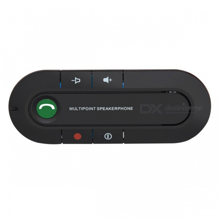 Bluetooth V4.1+EDR Handfree Music Receiver FM Transmitter Kit w/ SIRIBluetooth &amp; IrDA<br>Form ColorBlackQuantity1 DX.PCM.Model.AttributeModel.UnitMaterialABSShade Of ColorBlackBluetooth VersionOthers,Bluetooth V4.1Operating Range10 DX.PCM.Model.AttributeModel.UnitStandby Time1000 DX.PCM.Model.AttributeModel.UnitApplicable ProductsUniversalPowered ByAA Battery,AC Charger,Car ChargerBattery TypeLi-polymer batteryBuilt-in Battery Capacity 650 DX.PCM.Model.AttributeModel.UnitPower AdapterUSBPacking List1 x Bluetooth adapter1 x Car charger1 x USB cable(15cm)1 x Clip1 x Chinese English user manual<br>
