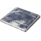 Fashionable Leather Cigarette Case (Holds 20)