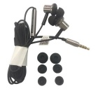 Xiaomi 3.5mm Earphone w/ Mic. for Xiaomi - Silver + Black