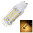 GU10 6W LED Corn Bulb Lamp Light Warm White 3000K 550lm 69-SMD 5730 (AC 220~240V)