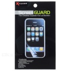 Scratch-proof Clear Screen Film for IPHONE 6S PLUS - Transparent
