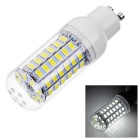 GU10 6W LED Corn Bulb Lamp Cool White Light 6000K 550lm 69-SMD 5730