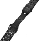 Replacement Stainless Steel Watchband for MOTO 360 2 46mm - Black