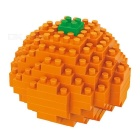 WLTOYS 6604 Orange Building Blocks Educational Toy for Children / Kids - Orange + Green