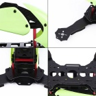 4-Axes Robot 270mm FPV Racing Frame Kit for Mini Aircraft - Green