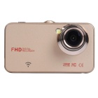 "T8 2.7"" TFT LCD Screen Full Camera Car DVR Video Recorder Camcorder with G-sensor"