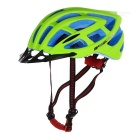 Basecamp Outdoor Cycling Anti-Impact EPS + PC Bike Bicycle Safety Helmet - Fluorescent Green + Black