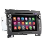 Ownice C200 android 4.4 carro DVD player para grande parede H3 + mais