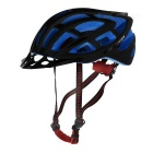 Basecamp Outdoor Cycling Anti-Impact Breathable EPS + PC Bike Bicycle Safety Helmet - Black + Blue