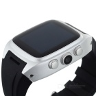 "PW306 imperméable à l'eau BT V4.0 Android 4.2 Smart 1.6 ""Watch Phone w / GPS"