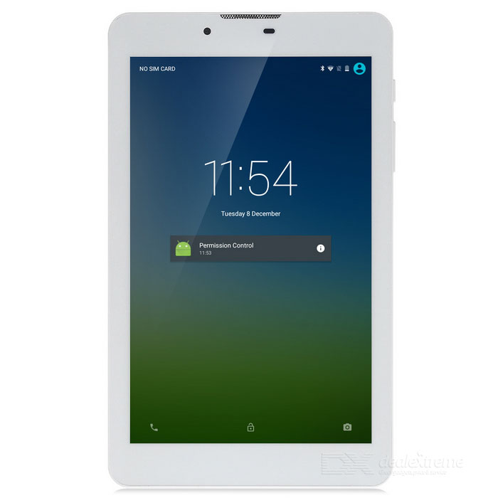 "Teclast P70 MTK MT8735 1,0 GHz Quad-Core Android5.1 4G Tabet PC Phone w / 7 ""IPS, 8 GB ROM, Dual Camera"