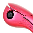 Mini Automatic Hair Styling Tools Rolo Curler - rosa escuro