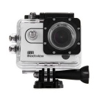 "Blackview Hero1 Pro Wi-Fi 2.0"" TFT 16MP 1080P HD Outdoor Sport Digital Video Camera - White"