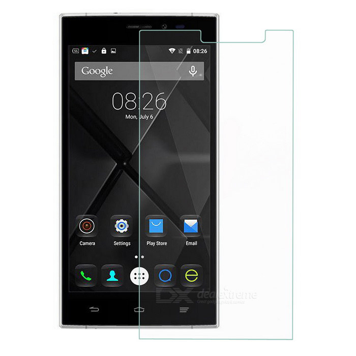 OCUBE Tempered Glass Screen Protector Guard for Doogee F5 -Transparent