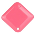 iTag-08 Wireless Bluetooth Anti-Lost Alarm Device w/ Remote Selfie / Recording / Location -Deep Pink