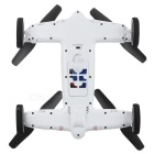 Syma X9A Fly & Drive Remote Control Quadcopter / Flying Car - White