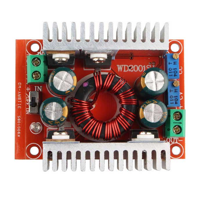 DC-DC Constant Current Power Supply Module Car Solar LED Driver