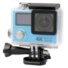 "2-Screen Action Camera 12MP Mini Sport DV w/ 2"" LCD, Wi-Fi, 1080p"