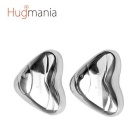 Hugmania-Large Fish Shaped Reusable Stainless Steel Stones Ice Cube Set for Wine/Juice/Soda (2PCS)