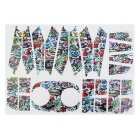 Camouflage PVC Decal Sticker for XIRO Xplorer Copter Shell Remote Controller