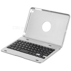 BK-216 Bluetooth V3.0 59-Key Tablet Keyboard for IPAD MINI - Silver