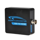 1080P 3G SDI to HDMI HDTV Adapter for Driving Monitor (US Plugs)