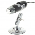 BW708V 1.3MP 200X Zooming Digital USB2.0 Microscope Camera with 4-LED Illumination