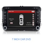 "7"" Volkswagen Car DVD Player w/ GPS BT Radio Europe Map for Polo Golf Passat B5 Jetta Tiguan Touareg"