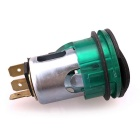 IZTOSS C210-15L-Z 12V Output Motorcycle Car Power Socket - Green