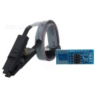 SOP 8-Pin BIOS Tesing Clip - Blue + Black