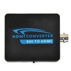 1080P 3G SDI to HDMI HDTV Adapter for Driving Monitor (EU Plug)