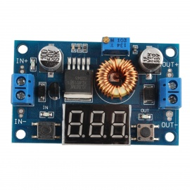 5A 75W XL4015 DC-DC Converter Adjustable Step-Down Module