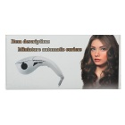 Mini Automatic Hair Curler Styling Tool Roller Curling Machine - White