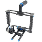 YELANGU Aluminum Camera Video Cage Kit Movie Kit Film Making System