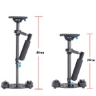 "15.7""Handheld Stabilizer w/ Quick Release Plate 1/4"" Screw for Camera"