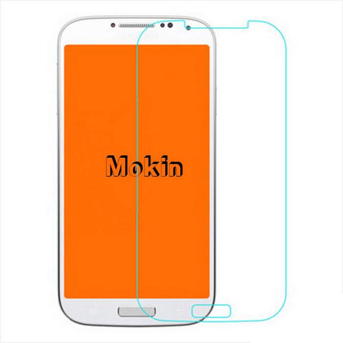 Mokin Tempered Glass Screen Guard for Samsung Galaxy S4 - Transparent