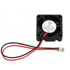 Jtron DC 24V 0.13A Cooling Fan - Black