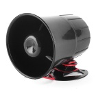 Car Van Truck 6 Tone Loud Security Alarm Siren Horn 12V