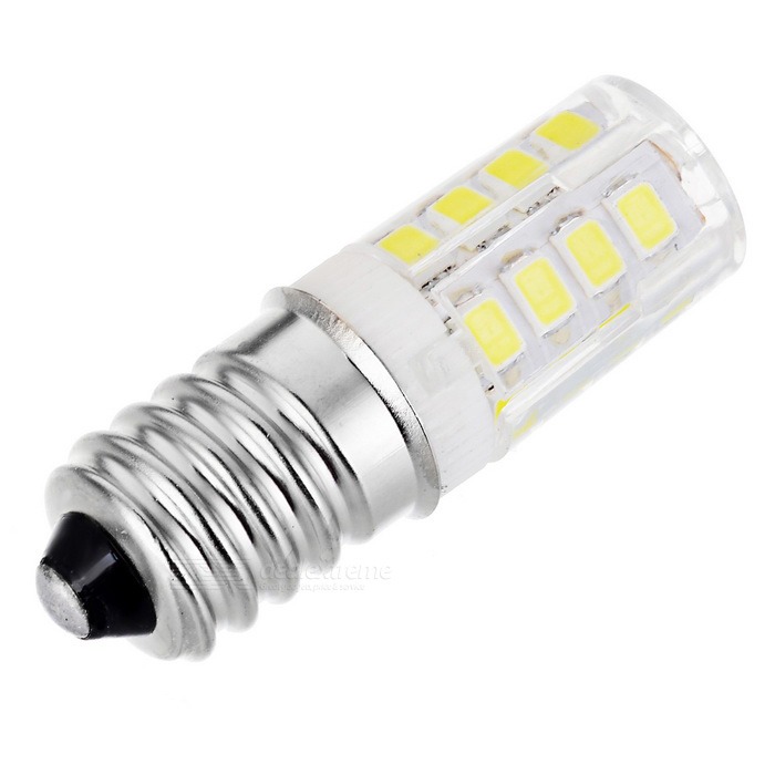e14 3w led bulb lamp cool white light 167lm 26 smd ac 220v 5pcs free shipping dealextreme. Black Bedroom Furniture Sets. Home Design Ideas
