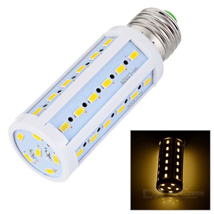 E27 8W LED Corn Light Warm White 3200K 1260lm 42-SMD 5630 (AC 220V)