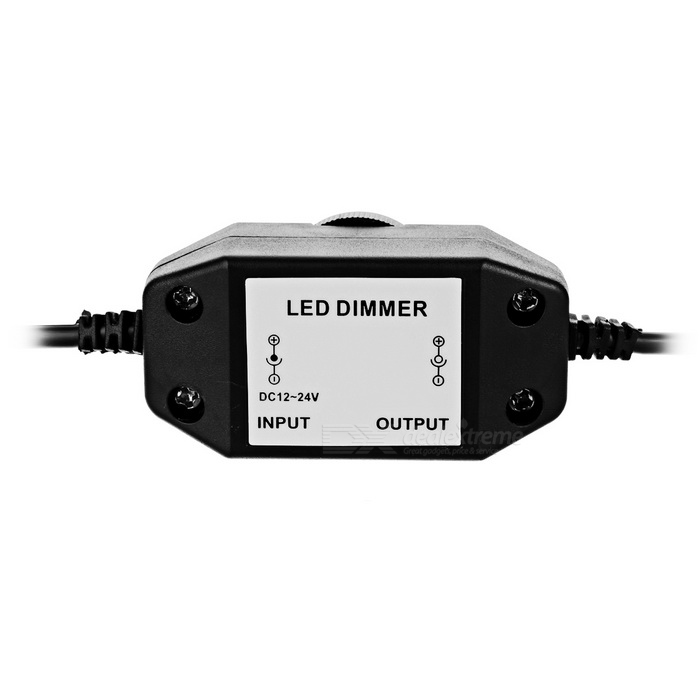Single Color LED Manual Operation Stepless Dimmer ...