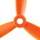 4045 3-Blade Propeller Requisiten für 280 RC Quadcopter - Orange (4Pairs)
