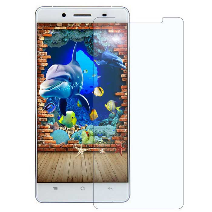 TOCHIC Tempered Glass Screen Protector Steel Film for Cubot X17 - Transparent