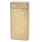 MAIKOU Dolphin Style Windproof Electric Cigarette Lighter - Golden