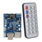 E09 WAV + WMA Decoding Board MP3 + Lossless Recording TF Car, AUDIO Sound Card Download Board